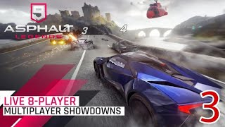 Asphalt 9 Legends Racing Game Electronic Music Gameplay #3