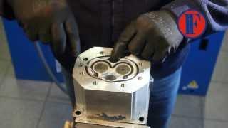 Jak naprawić pompę hydrauliczną zębatą