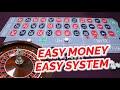 "EASY GRIND SYSTEM ""Slow Burn"" - Roulette System Reviews"