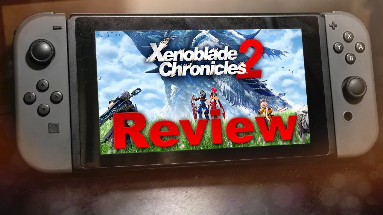 Download Xenoblade Chronicles 2 REVIEW | Nintendo Switch