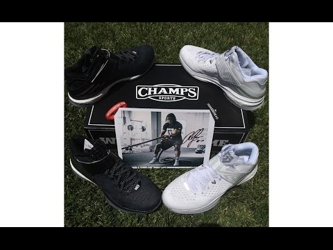 "KoF Mailbox: adidas RG3 Energy Boost Trainer ""No Pressure, No Diamonds"" Pack from Champs Sports"