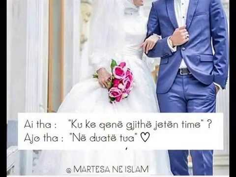 Shprehje të bukura (foto) - Martesa në Islam - YouTube
