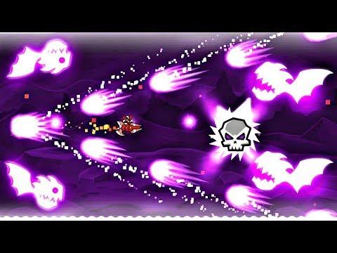 (Insane Demon) ''Violently X'' 100% by Dorami | Geometry Dash [2.11]