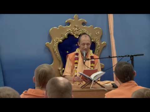 Шримад Бхагаватам 1.8.39 - Бхакти Ананта Кришна Госвами