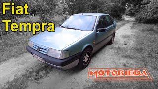 Fiat Tempra z digitalami i automatem - MotoBieda