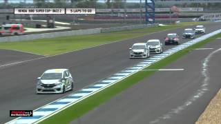 HONDA JAZZ BRIO SUPER CUP  RACE2 FULL