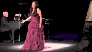 """Cuando está tan hondo"" Pilar Belaval, mezzosoprano"