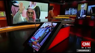 HRH Alwaleed Bin Talal Interview with CNN