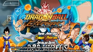 MELHOR MOD DO DRAGON BALL Z TENKAICHI TAG TEAM PARA 2018! O INCRÍVEL DRAGON BALL EXTREME!