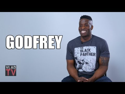 Vlad Tells Godfrey He Doesn't Rate 'Black Panther' a Top 5 Marvel Movie (Part 3)