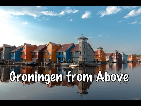 Groningen from Above - By Drone Travel