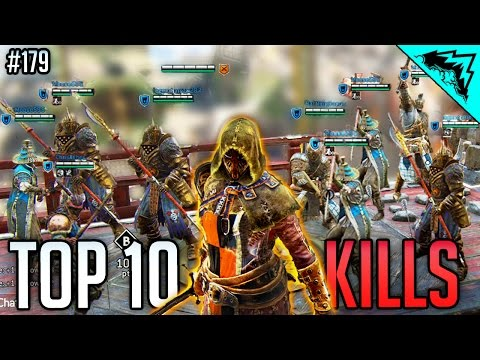 1v9 CLUTCH - For Honor Top 10 Epic Moments & Kills in World\'s Best Clips the Week - WBCW 179 SM64