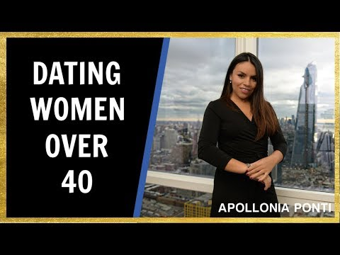 Dating Women Over 40!