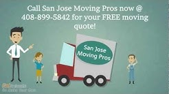 Movers San Jose | San Jose Moving Pros 408-899-5842