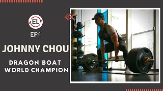 Ep. 4 - Interview with World Dragon Boat Champion Johnny Chou