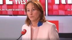 Ségolène Royal, invitée de RTL du 02 mars 2020