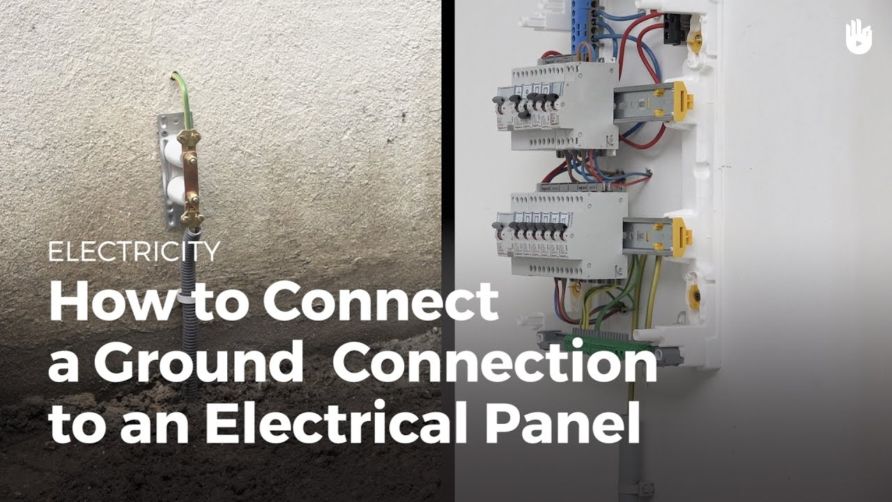 Ground Connection Connect To An Electrical Panel Electricity Wicdon39t Be Shockedground Fault Circuit Interrupter