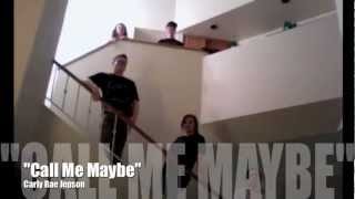 Call Me Maybe by Carly Rae Jepson ft. Some random people (Sorry no Justin Bieber)