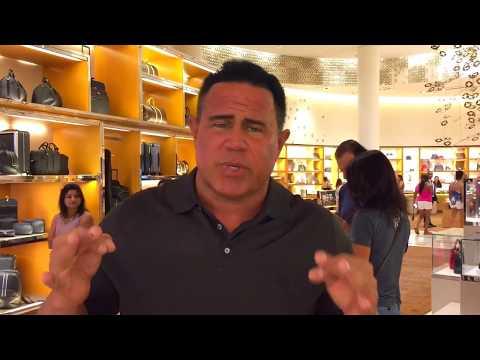 Super Entrepreneur Icon, Keith Middlebrook in Las Vegas Promoting Mayweather Vs McGregor.
