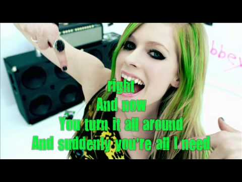 Avril Lavigne :) Smile (Official Instrumental)