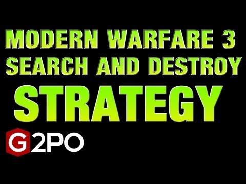 MW3 Search and Destroy Strategy Series | Modern Warfare 3 |
