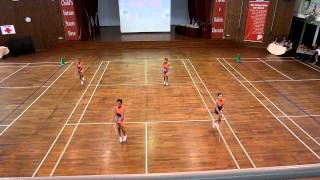 North Zone Primary Shools Rope Skipping Championships 2014