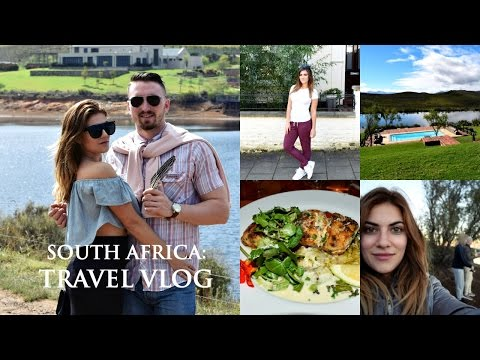 TRAVEL VLOG | COME WITH ME TO SOUTH AFRICA