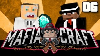"B-Team Does MafiaCraft Ep 06 - ""Bad Day Gangster!!!"""