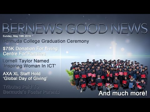 "Bernews ""Good News"" Sunday Spotlight, May 19, 2019"