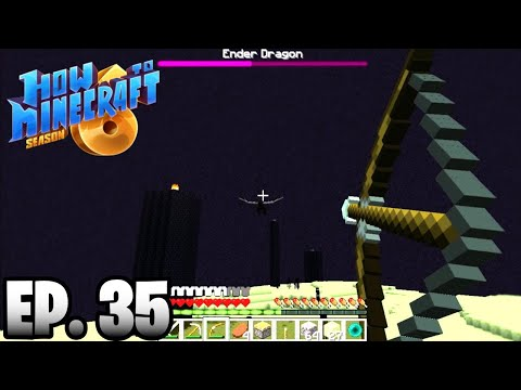 MINECRAFT CUSTOM DRAGON EVENT!!! |H6M| Ep.35 How To Minecraft Season 6 (SMP)