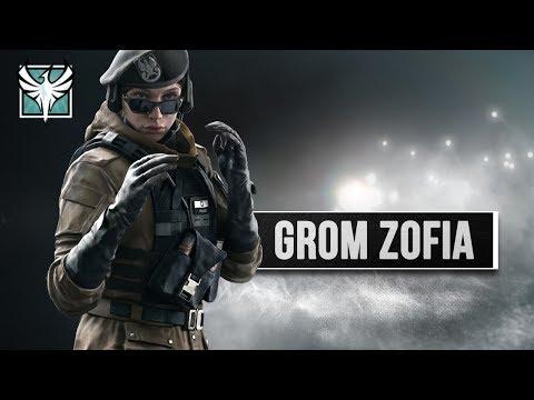 Rainbow Six Siege - Zofia Operator Guide | deutsch (White Noise)