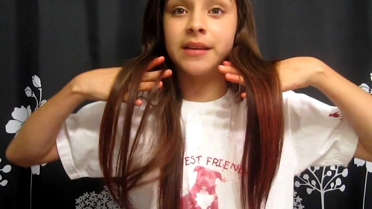 Kool Aid Dip Dyed Hair