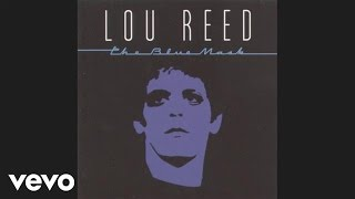 Lou Reed - Waves of Fear (audio)