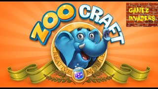 ZOO CRAFT Mobile/Tablet/iphone/ipad Game First Look Playthrough