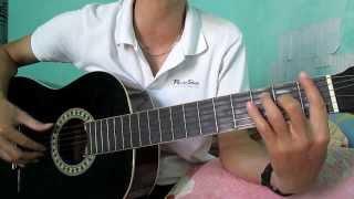 Tuyệt tình ca guitar by Hoàng Thanh