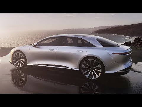 ELECTRO-DEMON: REVEALING 2019 Lucid Air | MT CARS