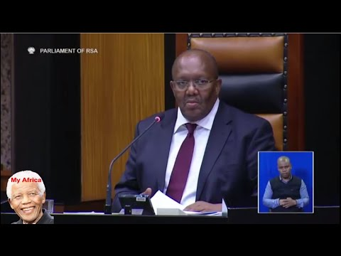 Fokol is Niks! Parliament of South Africa
