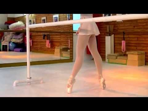 ballet technique and variations flexibility training