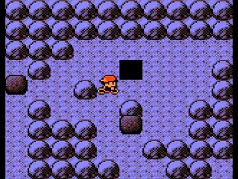 Pokemon Gold WalkthroughLets Play Ep 35  Puzzles In Caves