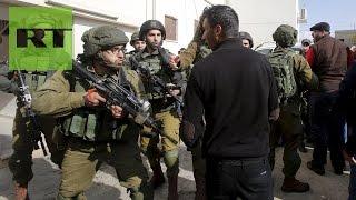 Polémica por la condena a un soldado israelí que mató a un palestino herido