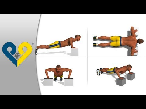 """Atlas"" Push-up"