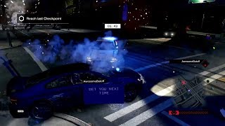 Watch Dogs (PS4) - 8 Minute Multiplayer Gameplay Walkthrough HD