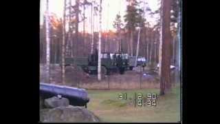 Kristinehamn A9 Nyårsafton 1990.Film av Wilfried Hofmann