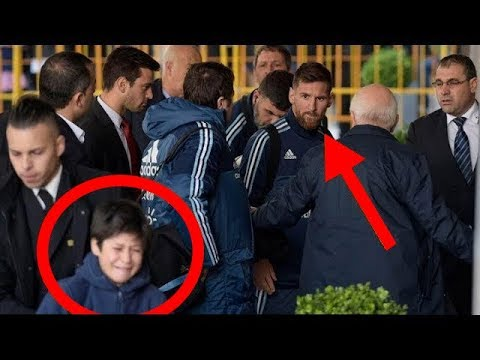 Lionel Messi'den Nefret Ediyorsanız Bu Videoyu İzleyin. Fikirleriniz Kesinlikle Değişecektir.