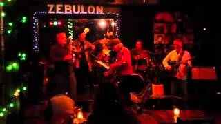 Rattlemouth- Afro Disco Beat at Zebulon, Brooklyn