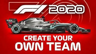 F1 2020 Career Mode is a Game Changer