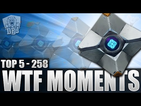 Destiny: INSANE TELEPORTING GHOST - Top 5 What The F**k Moments OF The Week / Episode 258