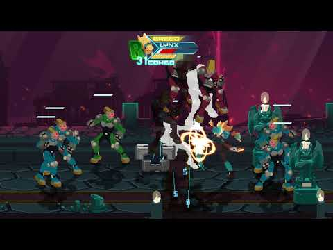 Shattered Realms - Spectacular Combo-Filled Side Scrolling Beat 'Em Up Action!