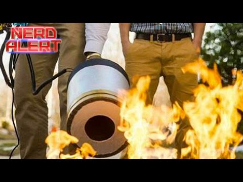 Sound Fire Extinguisher Drops the Bass to Put Out Flames