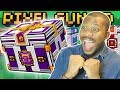 OMG! NEW YEARS SUPER CHEST OPENING!! | Pixel Gun 3D